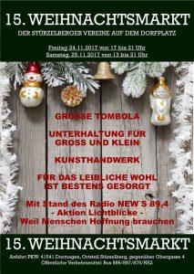 Stürzelberger Weihnachtsmarkt